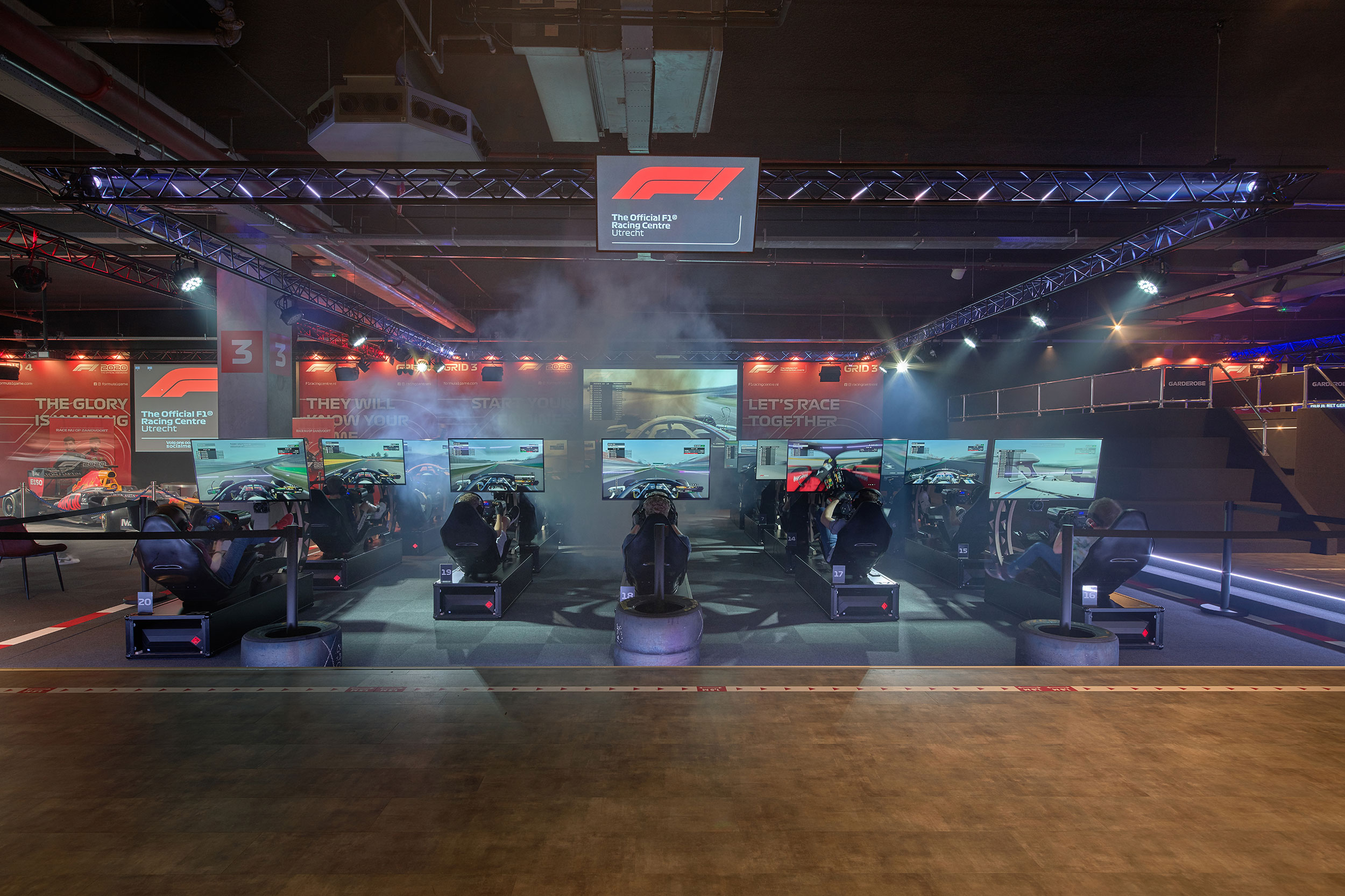F1 Racing Centre Acospray 2019
